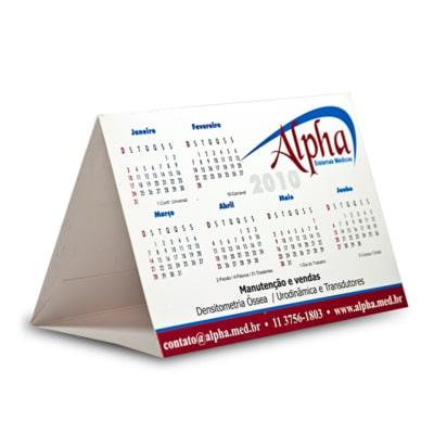 Mithos Publicidad Calendario de Mesa Low Cost