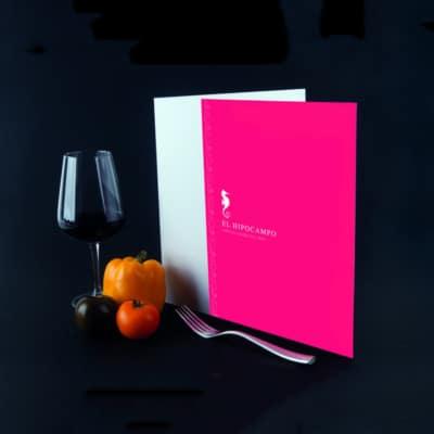 Cartas de Restaurante Mithos Publicidad